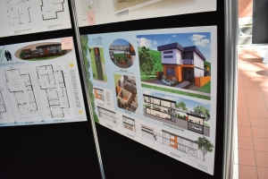 Student House Design Competition Example