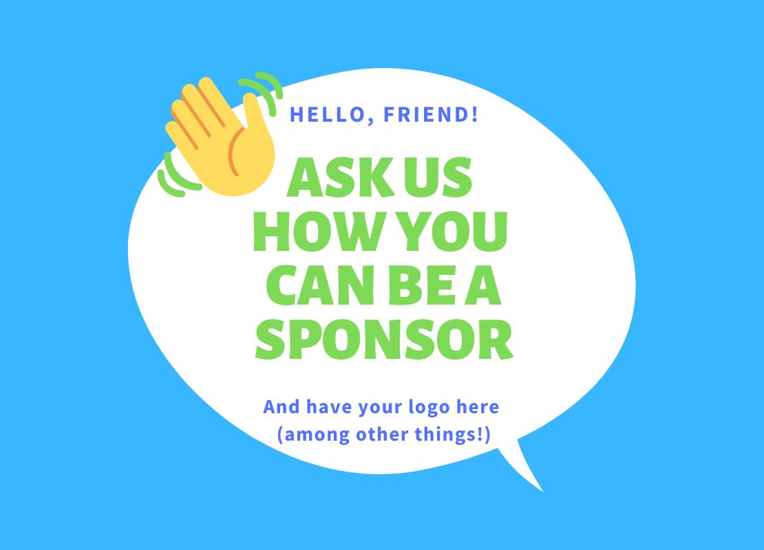Sponsor BILD! - BILDCR Premiere Sponsor Logo