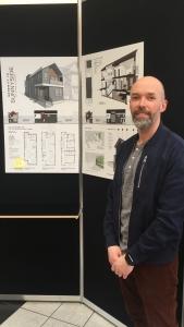 Student House Design SAIT Winner